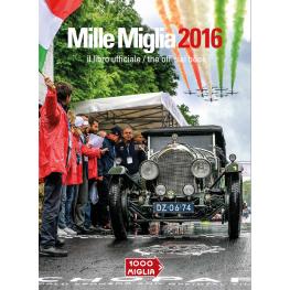 LIBRO UFFICIALE MILLE MIGLIA 2016